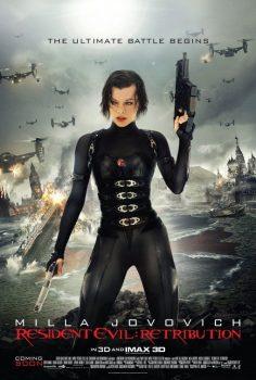 Resident Evil: Retribution izle