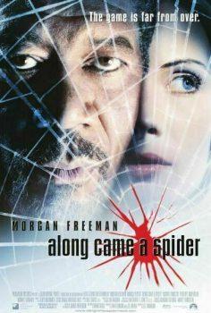 Örümceğin Maskesi – Along Came A Spider izle