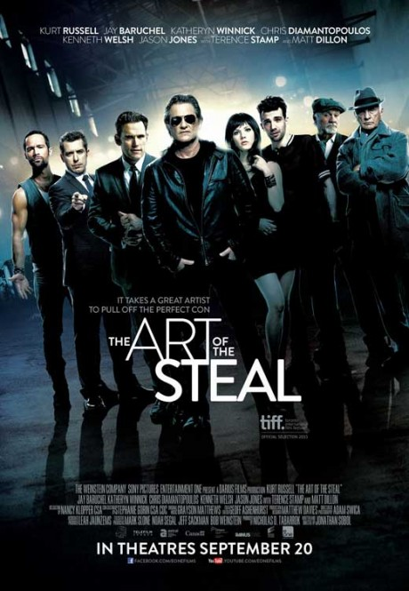 the art of the steal izle