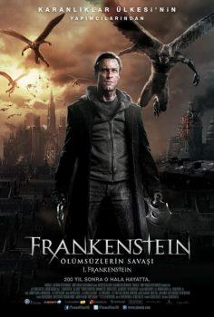 Frankenstein: Ölümsüzlerin Savaşı Türkçe Dublaj izle