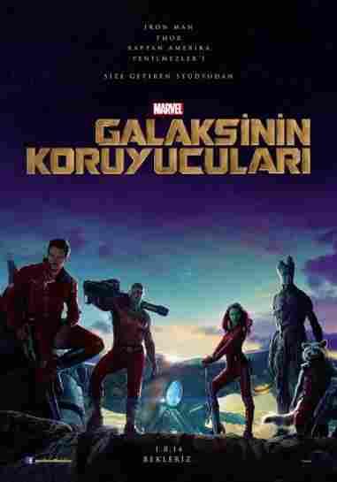 galaksinin koruyuculari turkce dublaj izle