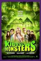 Çocuklar Canavarlara Karşı Türkçe Dublaj HD izle