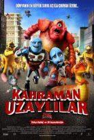 Kahraman Uzaylılar HD izle Türkçe Dublaj