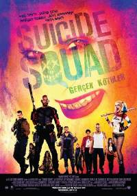 Suicide Squad: Gerçek Kötüler izle