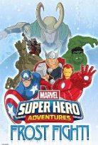 Marvel Süper Kahraman Maceraları: Buz Dövüşü 2015