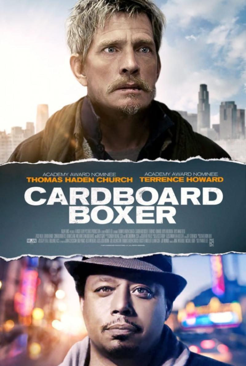 cardboard boxer izle 666