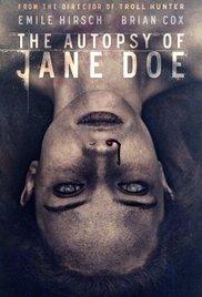 Jane Doe'nun Otopsisi izle