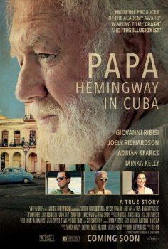 Hemingway Küba'da – Papa Hemingway In Cuba izle