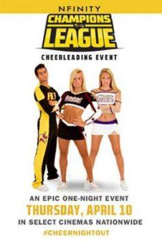 Nfinity Champions League Cheerleading Event izle