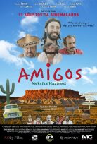 Amigos Meksika Hazinesi Filmini izle 2017