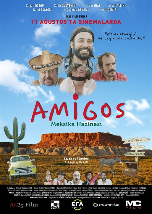 amigos meksika hazinesi filmini izle 994