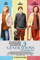 3 Nesil – 3 Generations 2015 izle