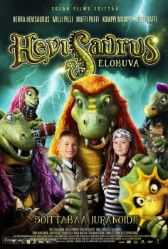 Sevimli Yaratıklar – Heavysaurs the Movie 2015