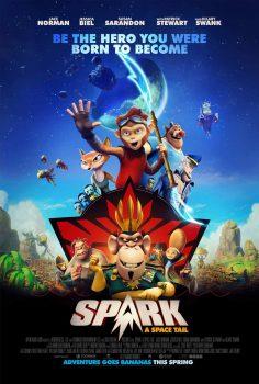 Spark: Bir Uzay Macerası – Spark: A Space Tail Filmi izle