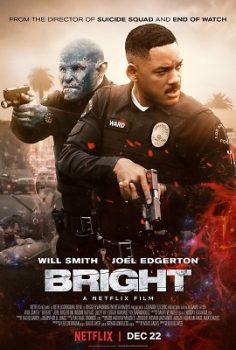 Parlak – Bright 2017 Türkçe Dublaj Tek Parça izle