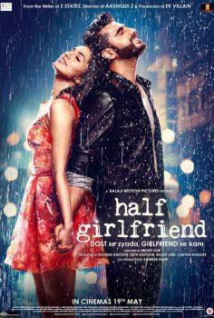 Half Girlfriend ( Romantizm Konulu Film )