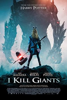 I Kill Giants Türkçe Altyazılı