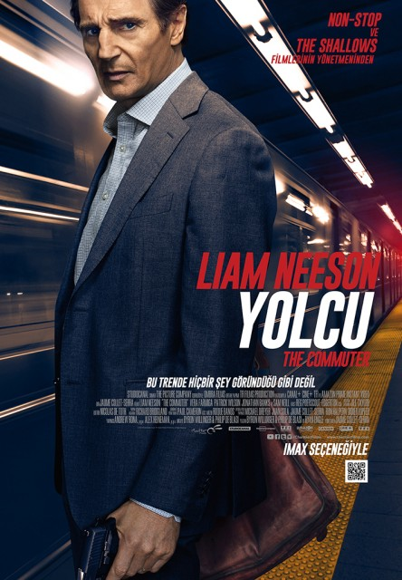 Yolcu – The Commuter