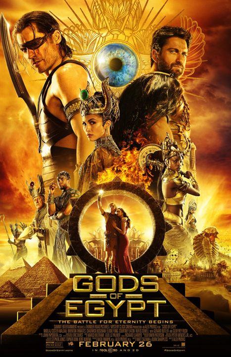 Mısır Tanrıları Türkçe Dublaj izle