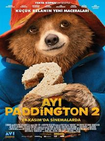 Ayı Paddington 2 Tek Part izle