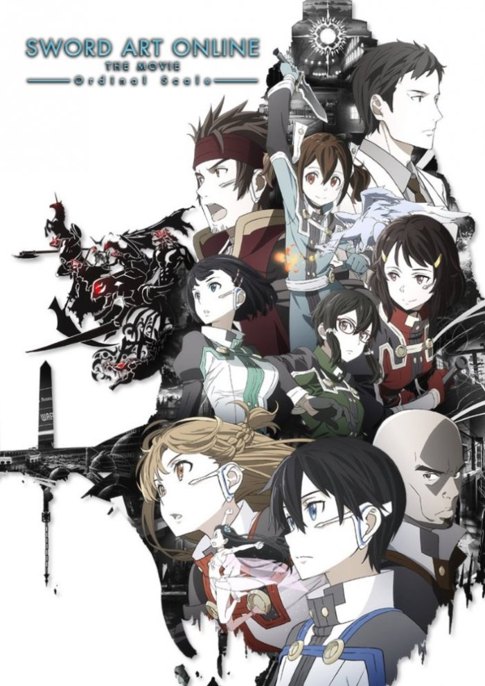 Gekijo-ban Sword Art Online: Ordinal Scale izle