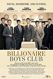 Billionaire Boys Club 2018 Filmini HD izle