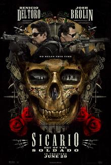 Sicario 2: Day of the Soldado 2018 Filmini izle