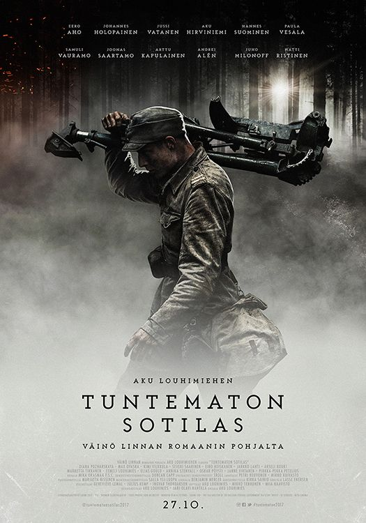 Meçhul Asker – Tuntematon Sotilas Tek Part HD izle