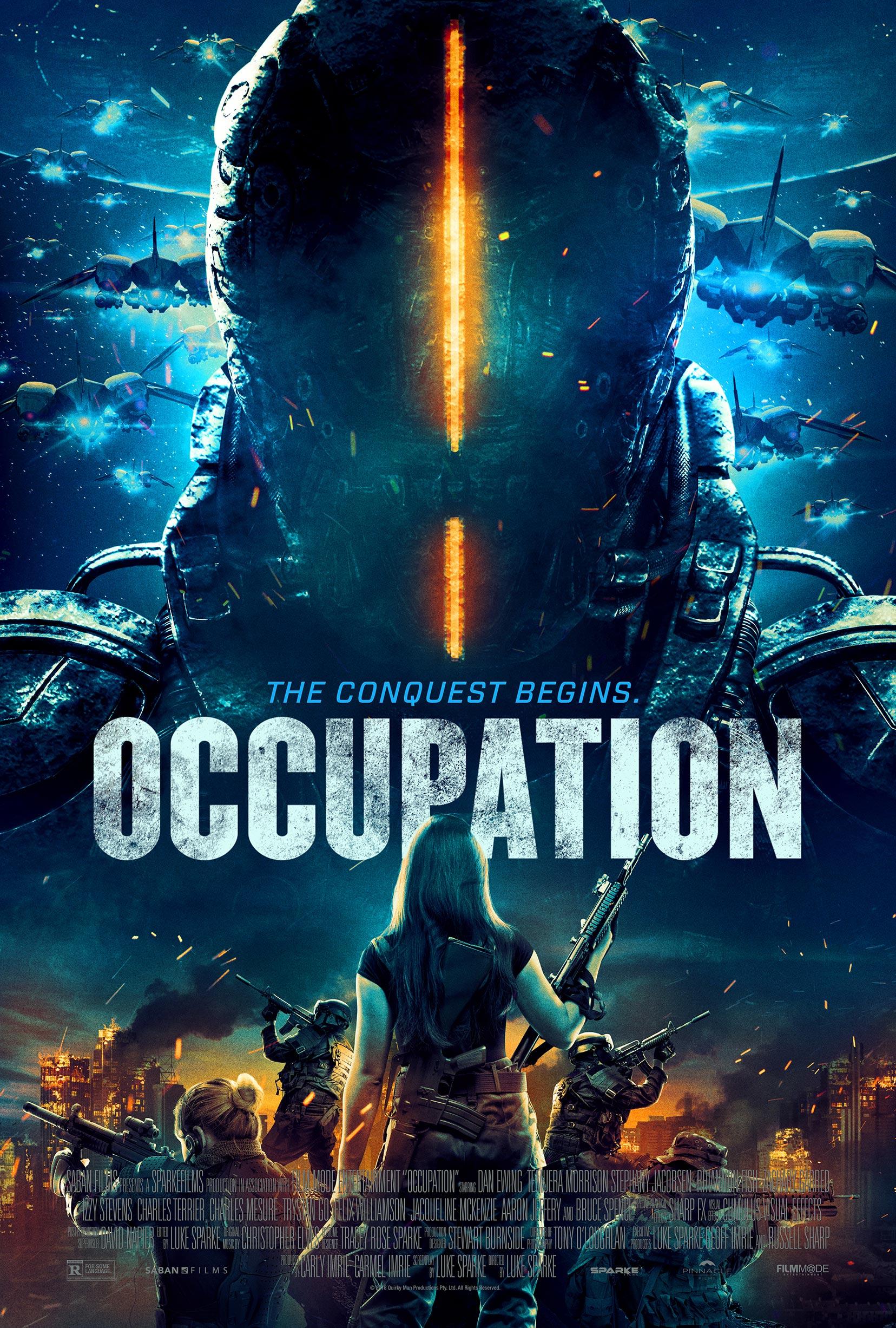 Occupation 2018 Türkçe Altyazılı HD izle
