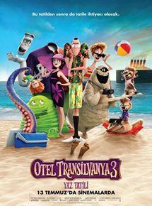 Otel Transilvanya 3 Yaz Tatili Full Tek Part HD izle
