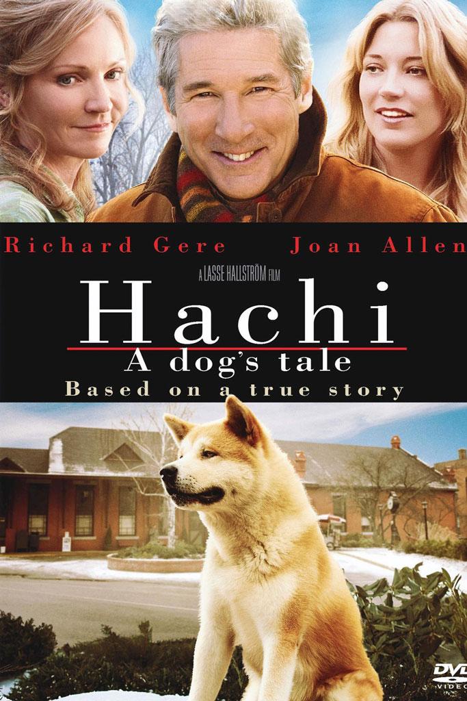 Hachi: Bir Köpeğin Hikayesi Türkçe Dublaj HD izle
