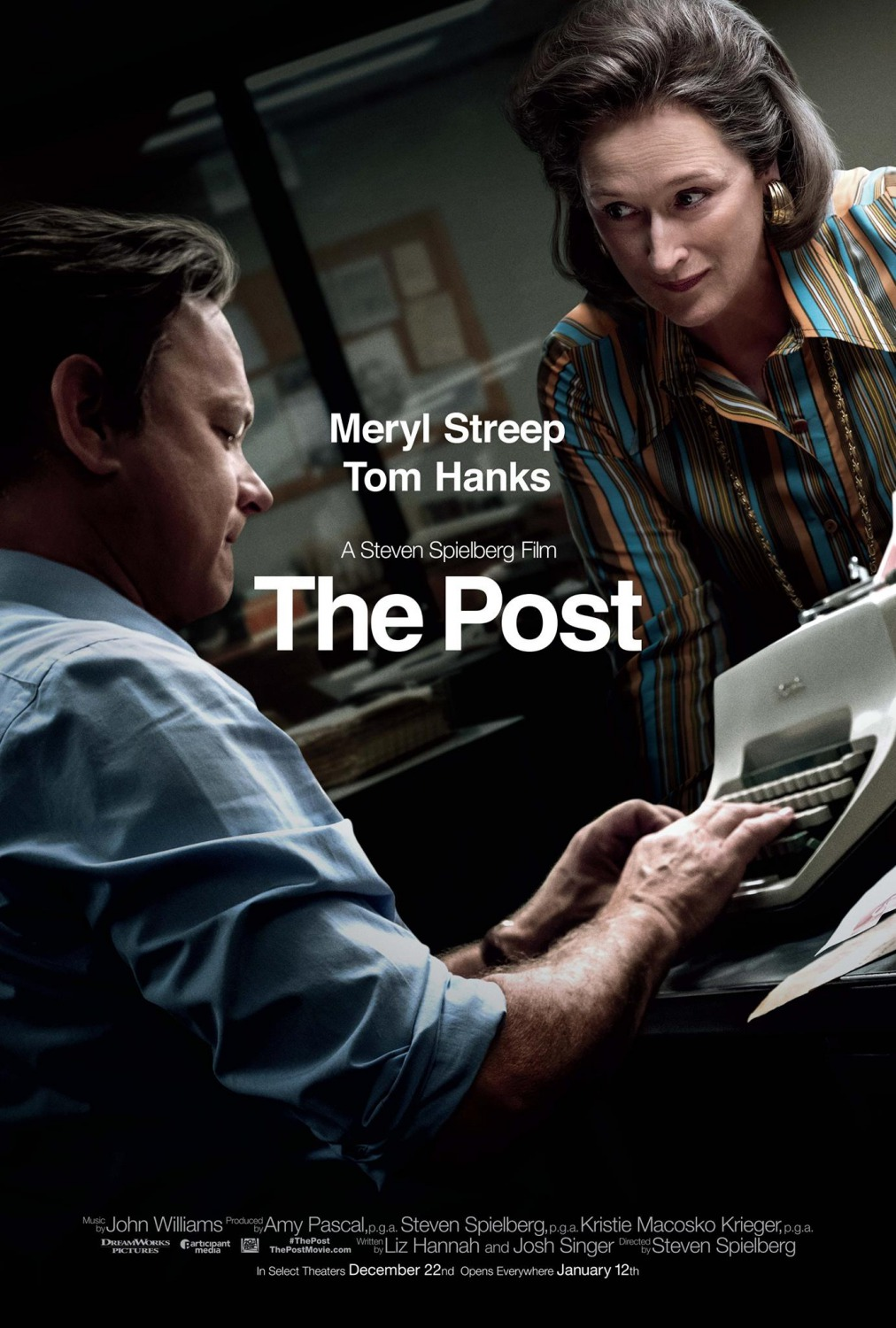 The Post (2017) Tek Part HD izle