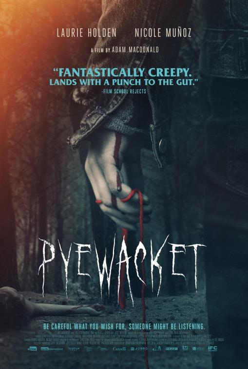 Pyewacket 2017 Filmini izle