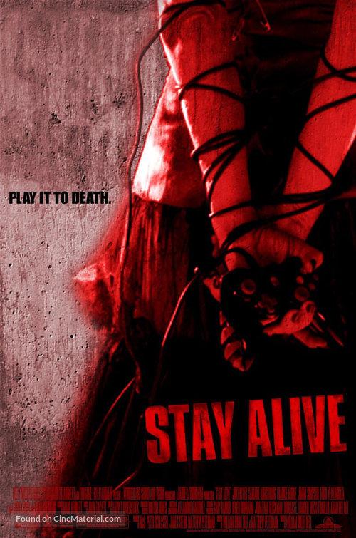 Ölüm Oyunu – Stay Alive Türkçe Dublaj izle