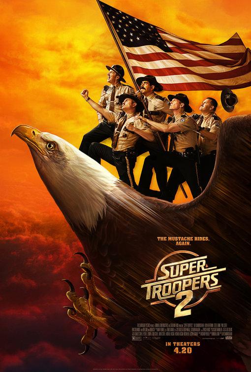 Super Troopers 2 Tek Part HD izle