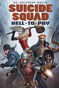 İntihar Timi: Hell to Pay 2018 Filmini izle