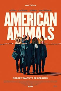 American Animals Filmini HD izle