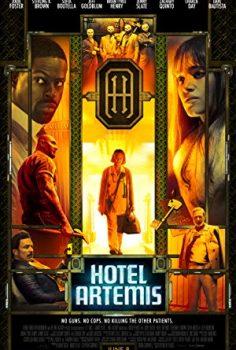 Hotel Artemis Türkçe Altyazılı izle
