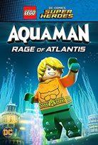 Lego DC Comics Süper Kahramanlar: Aquaman Atlantis'in Öfkesi HD izle