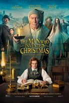 The Man Who Invented Christmas Filmi izle