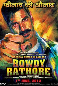 Rowdy Rathore Türkçe Dublaj izle
