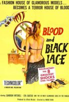 Blood and Black Lace +18 Yetişkin Filmi