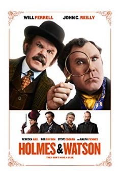Holmes ve Watson Türkçe Dublaj