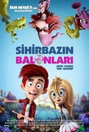 Sihirbazın Balonları Here comes the Grump
