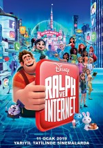 Oyunbozan Ralph 2 internet Wreck It Ralph 2