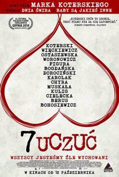 7 uczuc Türkçe Altyazılı izle