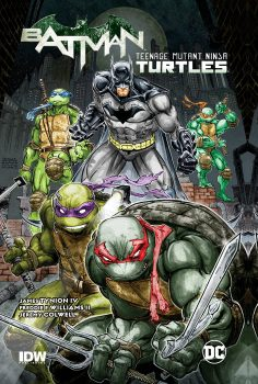 Batman vs. Teenage Mutantnja Turtles HD