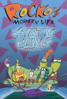 Rocko'nun Modern Yaşamı Değişime Karşı Rocko's Modern Life Static Cling