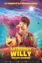 Astronot Willy Macera Gezegeni HD Seyret