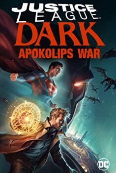 Justice League Dark: Apokolips War Hd Seyret
